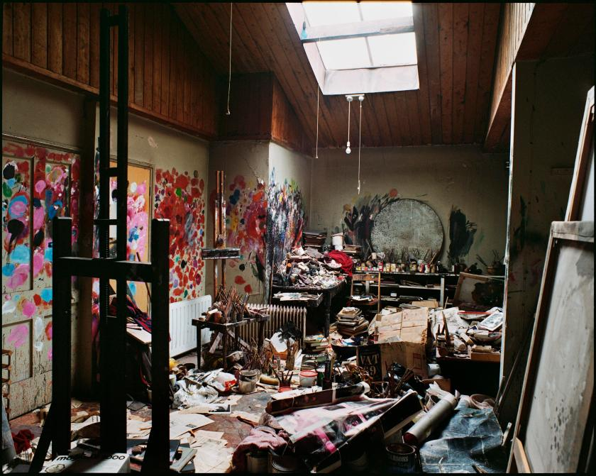 19. Francis Bacon's Studio.jpg