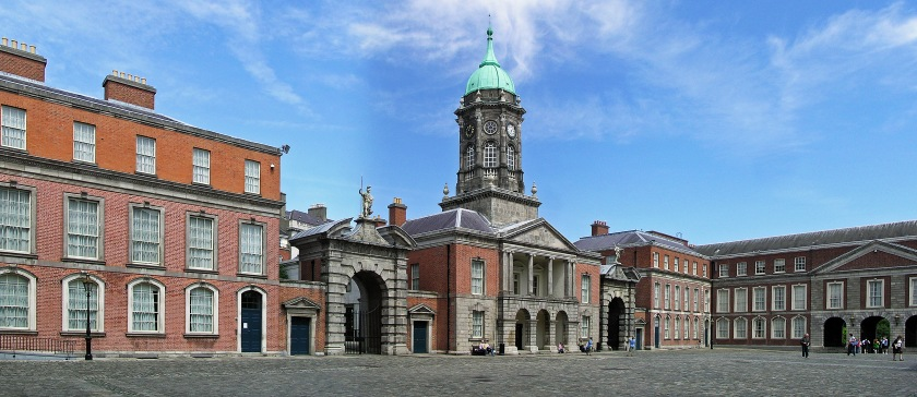 27. Dublin Castle.JPG