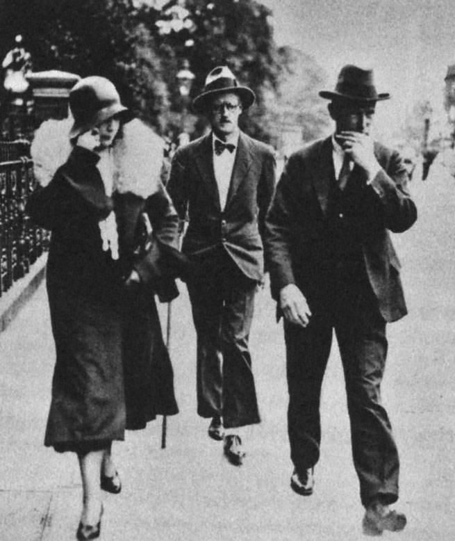 41. James Joyce and Nora Barnacle.jpg